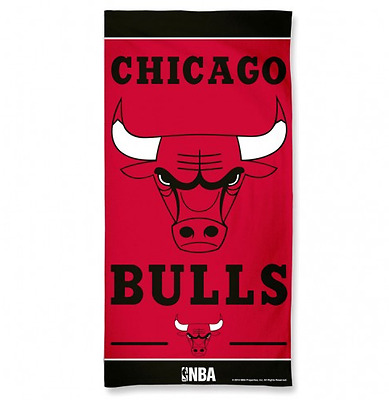 Serviette De Plage Chicago Bulls
