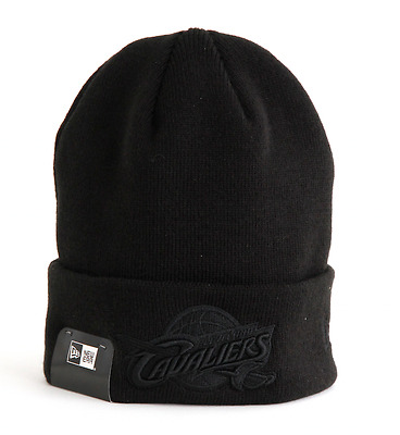 "Bonnet Nba New Era "" Black-Black "" Cleveland Cavaliers"