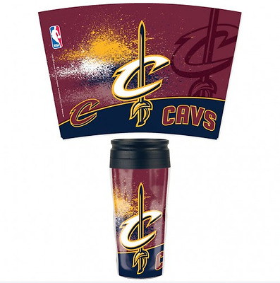 Travel Mug Team Logo Cleveland Cavaliers