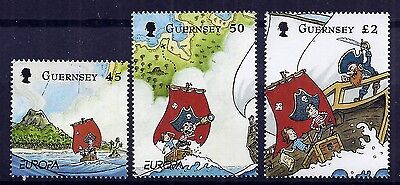 Guernsey 2010 Children's Books set fine fresh MNH