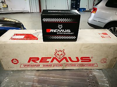 Remus performance exhaust Audi TT  mk3 typ 8s