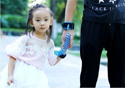 Anti Lost  Safety Harness Leash Wrist Link Traction Rope For Toddler Baby Kids