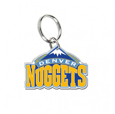 Porte Clés Logo Nba Denver Nuggets