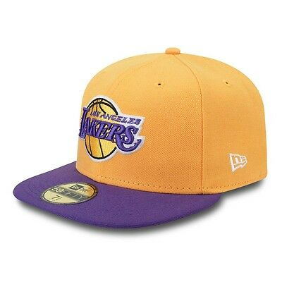 Casquette New Era 59Fifty Fitted Los Angeles Lakers