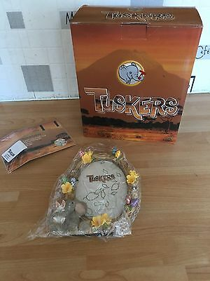 Tuskers Collectible Elephant Photo Frame