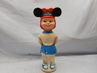 Vintage, Mickey Mouse Club, Mouseketeer Soaky Bottle