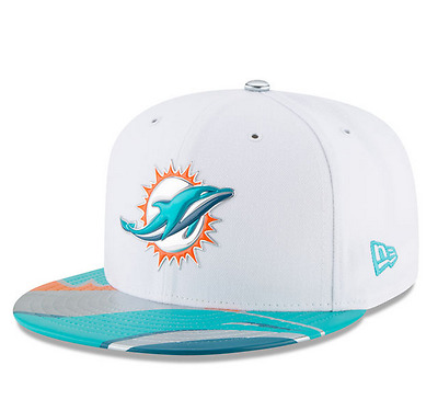 New Era 59Fifty 2017 Nfl Draft Miami Dolphins