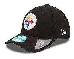 "Casquette New Era 9Forty "" The League "" Pittsburgh Steelers"