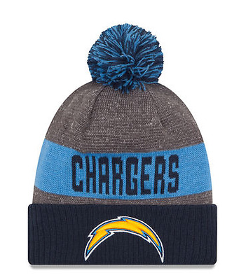 Bonnet Nfl Sideline New Era San Diego Chargers