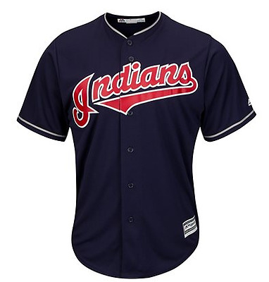Majestic Mlb Cool Base Replica Cleveland Indians Alternate Jersey