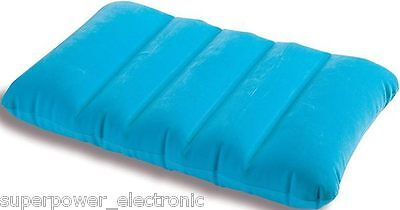 Inflatable Portable Seat Cushion Posture Back Support Cushion Pad