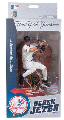 Mcfarlane 1996 World Series Derek Jeter Collector Level /3000