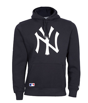 Sweat A Capuche New Era Team Logo New York Yankees
