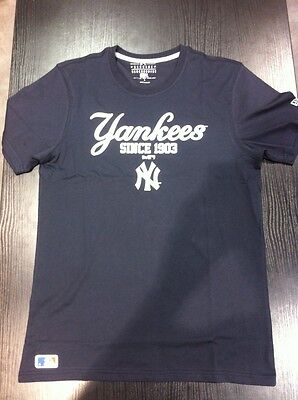 "T-Shirt New Era Mlb "" Arched "" New York Yankees"
