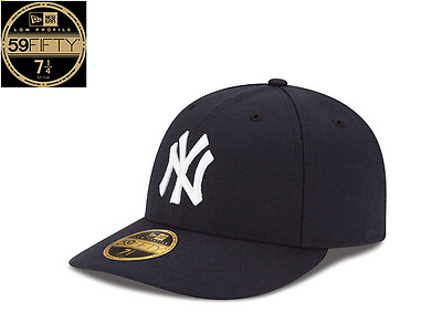 "Casquette New Era Mlb 59Fifty "" Low Profile "" New York Yankees"