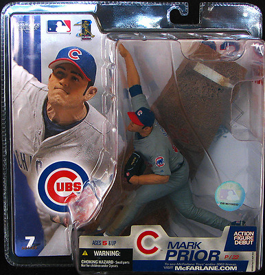 Mcfarlane Series 7 Mark Prior