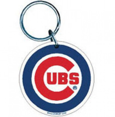 Porte Clés Mlb Chicago Cubs