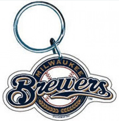 Porte Clés Mlb Milwaukee Brewers