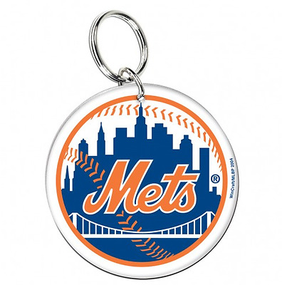 Porte Clés Mlb New York Mets