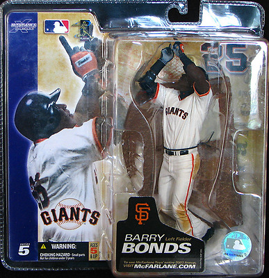 Mcfarlane Series 5 Barry Bonds