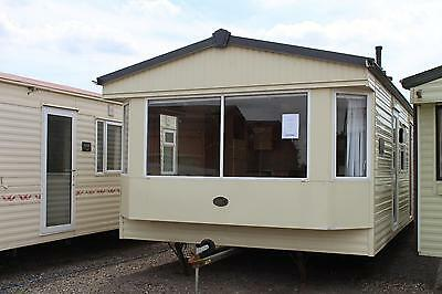 ATLAS CHORUS 36x12 3 bed Static Caravan Temporary accommodation