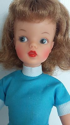 VINTAGE 1960's IDEAL TAMMY DOLL IN ORIGINAL OUTFIT