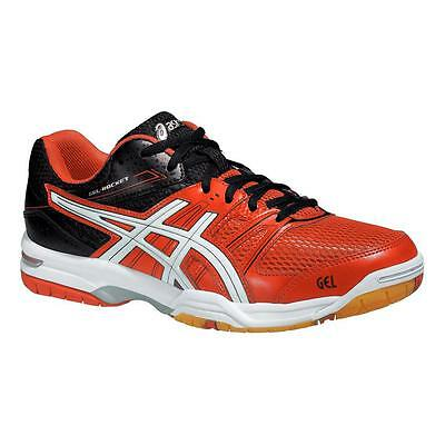 Asics Gel Rocket Orange Squash Shoes RRP £55