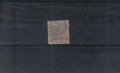 Turkey 1876 25pi used