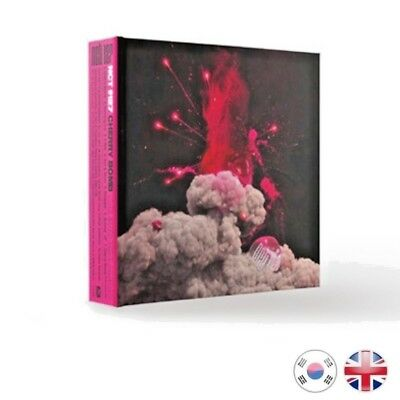 [NEW + SEALED!] NCT 127 Cherry Bomb CD Album | SM KPOP UK Seller