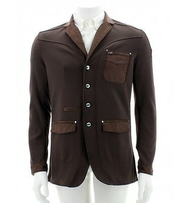 Animo mens Show Competition Jacket  i-52 uk42 chest BN