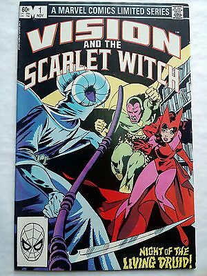 Vision and the Scarlet Witch #1 (1982) High Grade | COMBINED SHIPPING