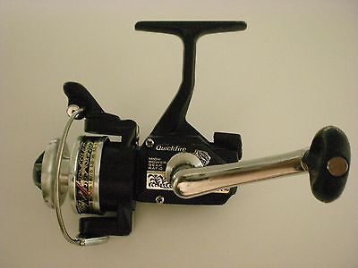 Used Vintage Shimano X-10 Quickfire Ultralight Spinning Reel Made In Japan
