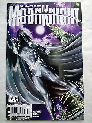 Vengeance of Moon Knight #1 (2009) High Grade | Alex Ross | COMBINED SHIPPING