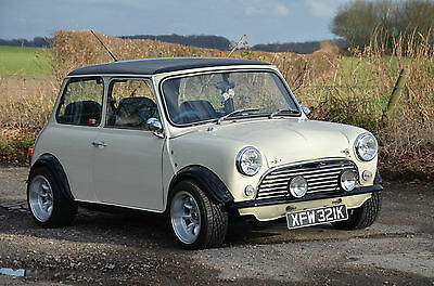 Mini 1275 classic tax exempt full restoration and mods stunning car swap px