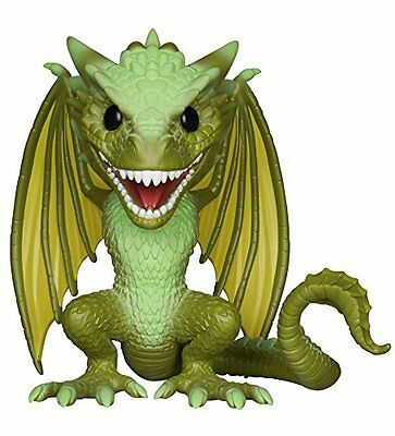 Funko Pop Game of Thrones 6 Inch Rhaegal Collectible Character Action Figure Toy