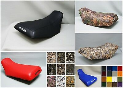HONDA TRX300 Seat Cover Fourtrax 300 1998 1999 2000 in 25 COLOR OPTIONS  (ST)