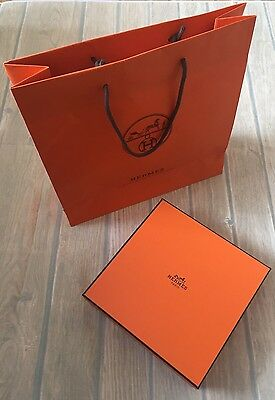Hermes Belt Box Carrier Bag Tissue Wrap Insert Mould Display Gift Storage Hermès