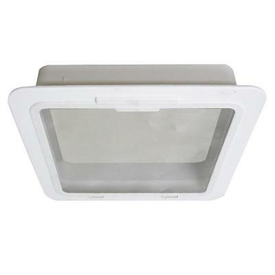 Flyscreen and liner Eurovent rooflight sky light static caravan spares D41/MG