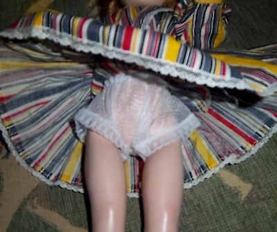 "Rayon Doll Panties for your 14""-15"" Dolls like Mary Hoyer and Toni"