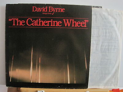 DAVID BYRNE The Catherine Wheel Free UK post