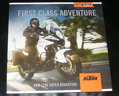 KTM 1290 Super Adventure Brochure 2015