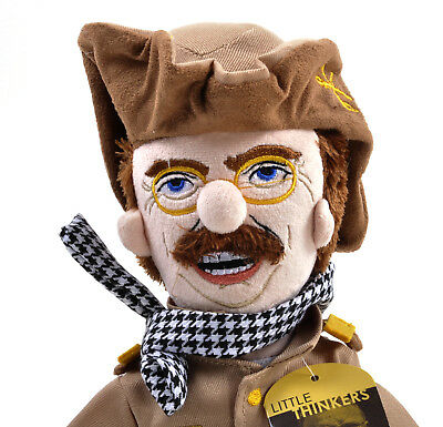 Theodore Roosevelt Soft Toy - Little Thinkers Doll