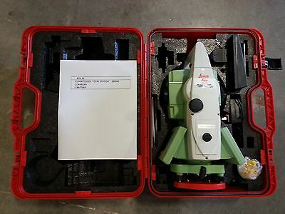 """Leica TC1203 3"""" TOTAL STATION FOR SURVEYING"""