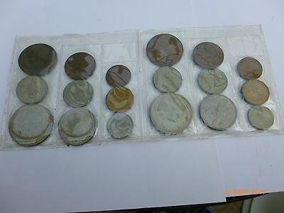 1953 Coins a conjoined sets of two sealed and uncirculated