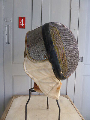 Fencing mask by Paul