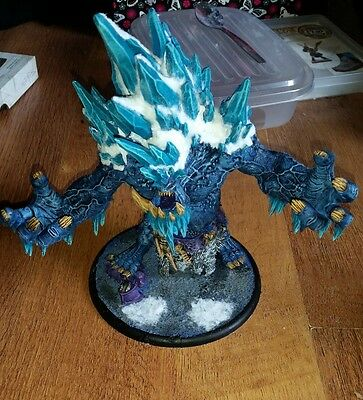 hordes trollbloods well painted glacier king