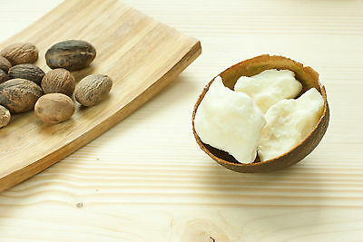 1 lbs African Shea Butter 100% Pure Unrefined White/Ivory Organic Ships From USA