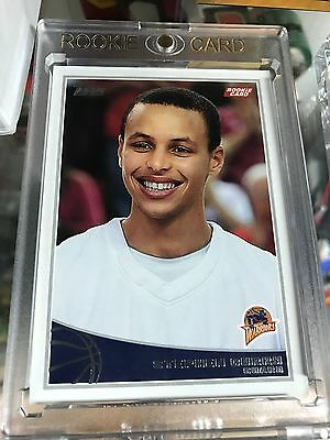 Stephen Curry 2009-10 Topps #321 Rc Rookie Card Warriors Sp Mvp Mint