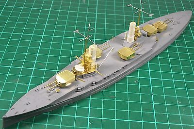 SS-MODEL 700392 1/700 Resin model kit SMS Koning Albert Battleship
