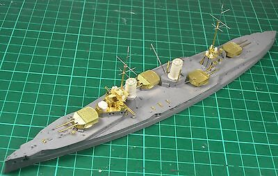SS-MODEL 700391 1/700 Resin model kit SMS Vonder Tann Battleship